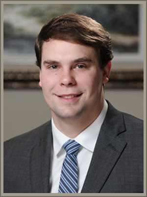 Frederick T. Marthaler III, CPASenior Associate Accountant